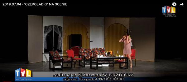 """""""Czekoladki"""" Sztuka kryminalna Bożeny Kupis-Kucharskiej to jeden ze scenariuszy najchętniej wybierany przez grupy teatralne"""