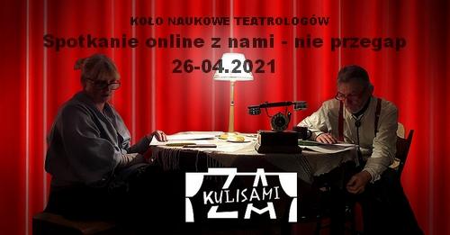 Spotkanie online z twórcami Platformy Teatrów amatorskich – Stowarzyszeniem Lampart